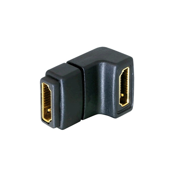 ADAPT.HDMICFF - Adaptateur HDMI Coudé Femelle / Femelle