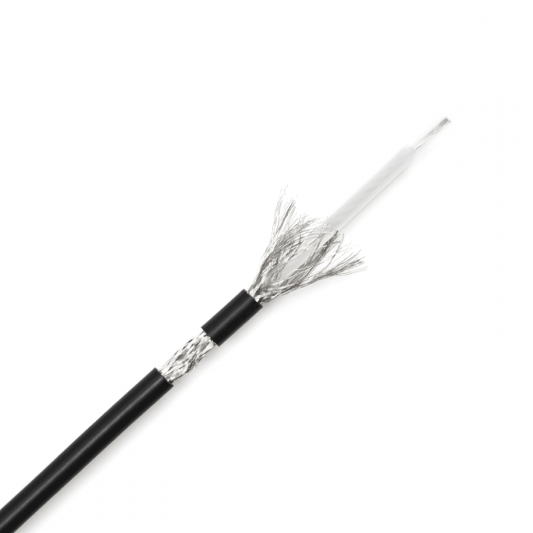 RG 58 ZH - Câble coaxial 50 Ohm LSZH