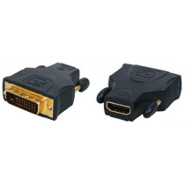 ADAPT.DVIFF - Adaptateur DVI-D Femelle / Femelle