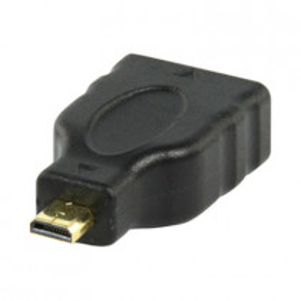 ADAPT.HDMIFMCHDM - Adaptateur HDMI Femelle / Micro HDMI Mâle