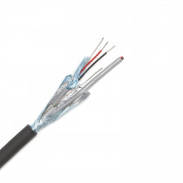 ALBUS 2022 - câble audio multipaires analogiques double blindage Alumium