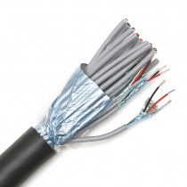 ALBUS 16022 - câble audio multipaires analogiques double blindage Alumium