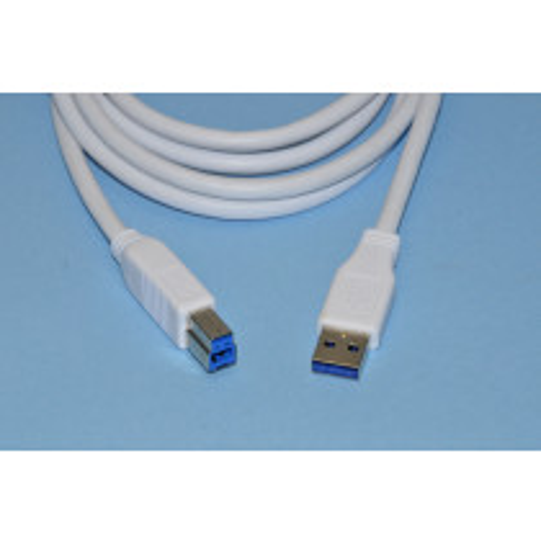 CORUSB3ABMM - CORDON USB-A-B 3.0 Male/Male