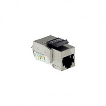 EMB.RJ45BCLI6A - Embase Clipsable RJ45 Cat 6A Blindee