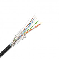 FLEXILAN - Cable 4 paires F/UTP Cat5e pour application mobile
