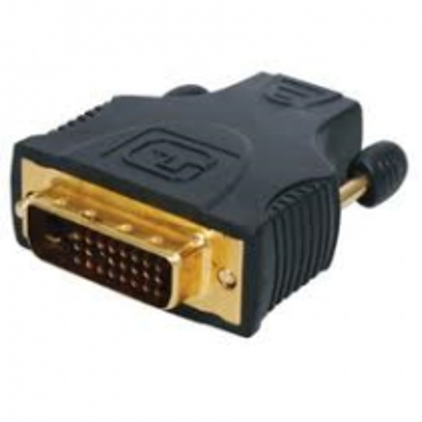 ADAPT-HDMIMDVIF - Adaptateur HDMI Mâle / DVI Femelle