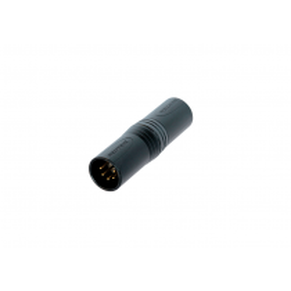 NA5MM-B - Neutrik  Adaptateur XLR 5 poles Mâle / XLR 5 poles Mâle