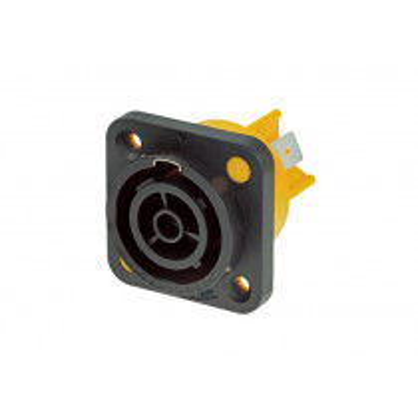 NAC3FPX -  Neutrik Embase secteur PowerCon Male16 A / 240 V