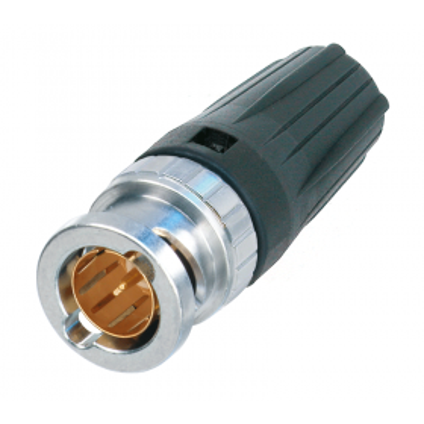 NBTC75BVV5 - Fiche BNC Neutrik male a sertir pour cable BENGAL