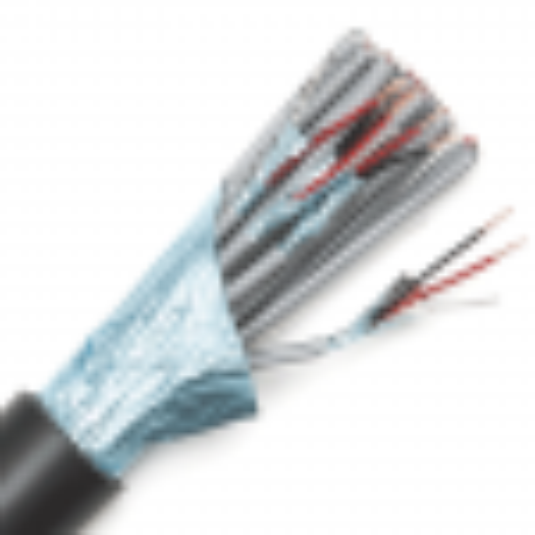 ALBUS 32022 - câble audio multipaires analogiques double blindage Alumium