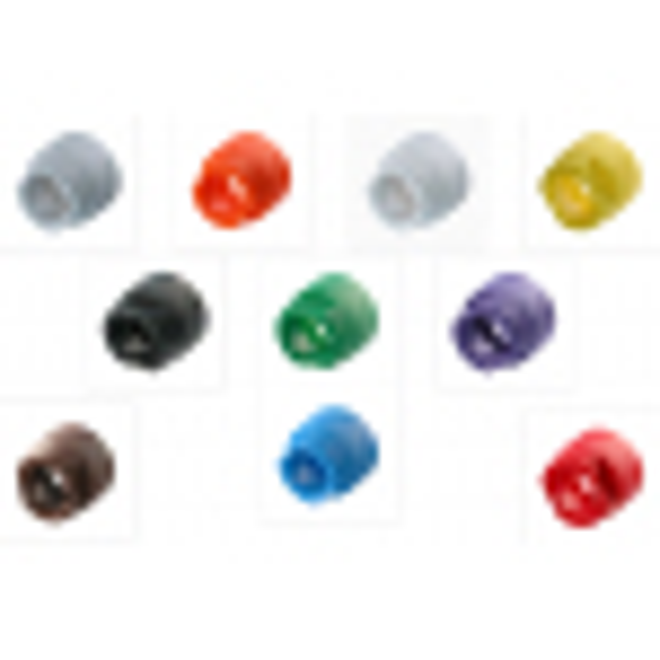 BSL - Neutrik Manchon de couleur pour NL4FC
