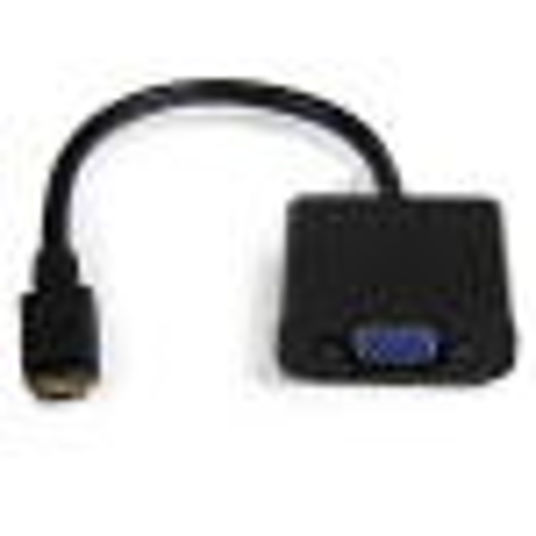ADAPT-HDMIMVGAF-02 - Adaptateur HDMI Male / VGA Femelle de 0.20m