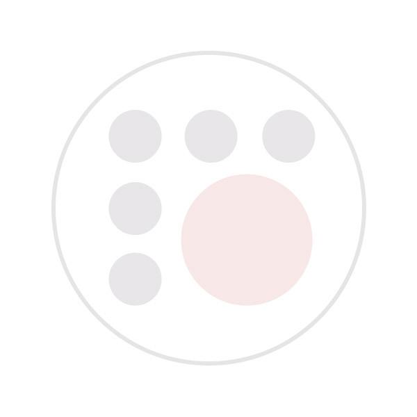 PLA.BNCFRCAM Plastron équipé câblé Embase BNC Femelle vers RCA Mâle