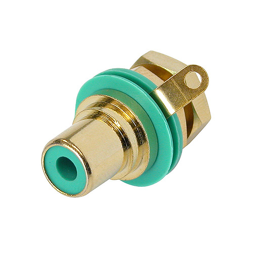NYS367 - Embases RCA chassis Contacts or Neutrik