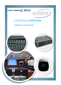 altimium catalogue 2020