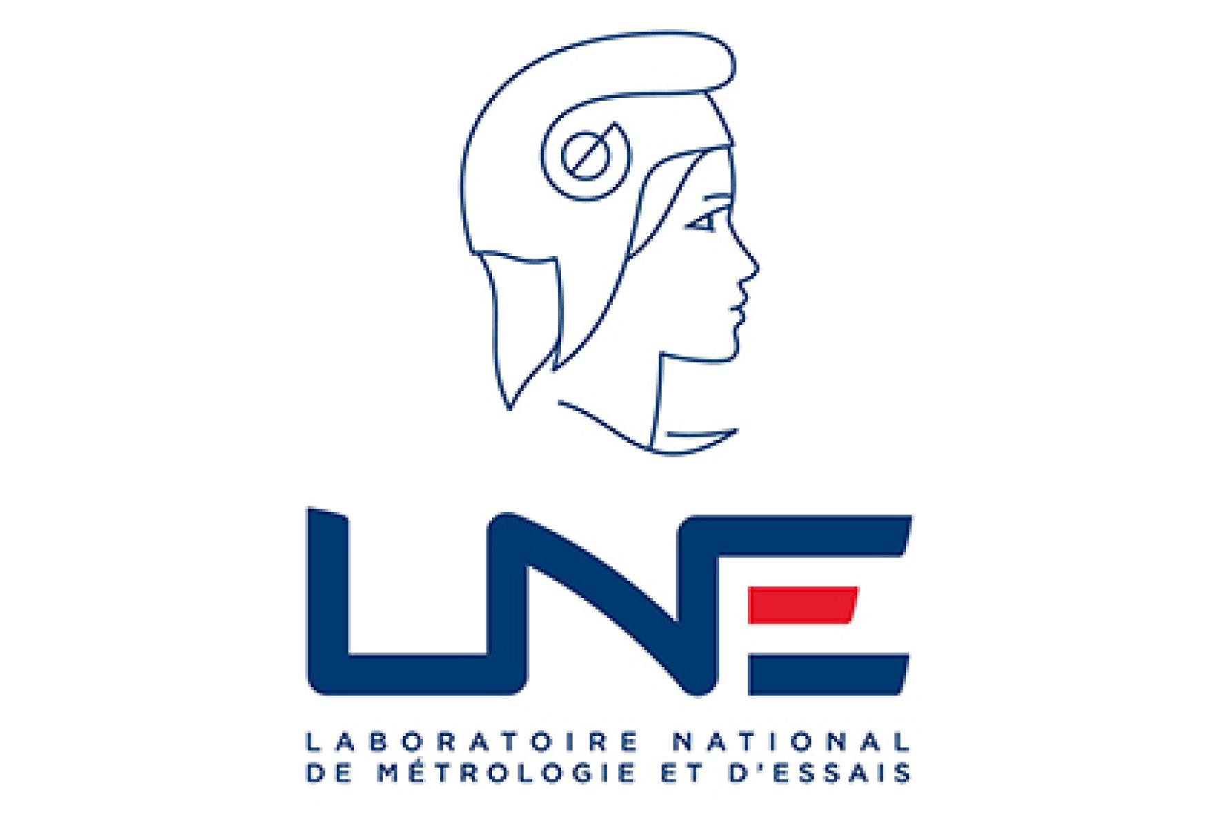 LOGO LNE Laboratoire national de metrologie et d'essais